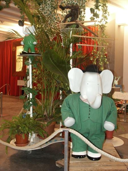 Souvenirs de l'exposition leblon-delienne